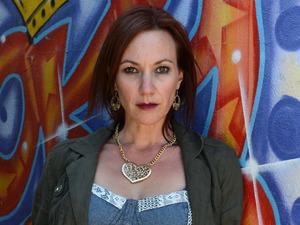 Tanya Franks as Rainie Cross in EastEnders