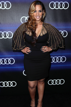 LOS ANGELES, CA - AUGUST 21: Actress Dascha Polanco attends the Audi celebration of Emmys Week 2014 at Cecconi's Restaurant on August 21, 2014 in Los Angeles, California. (Photo by David Livingston/Getty Images)