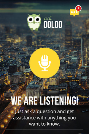 OOLOO app for iOS