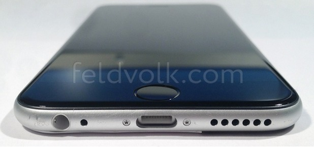 iPhone 6: New leaked pictures show fully assembled phone
