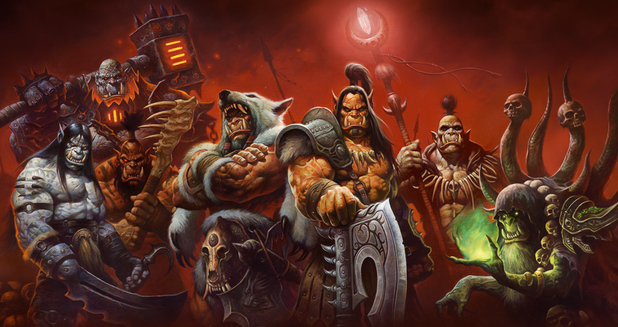 World of Warcraft: Wizards of Draenor