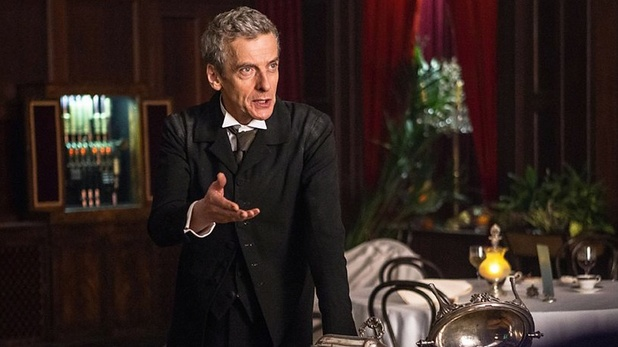 Doctor Who series 8 Deep Breath