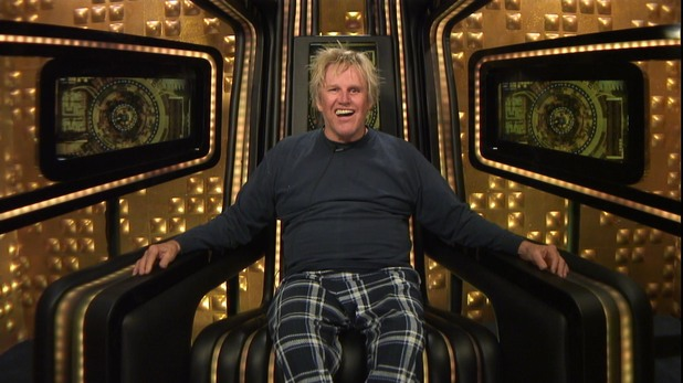 Gary Busey on Celebrity Big Brother