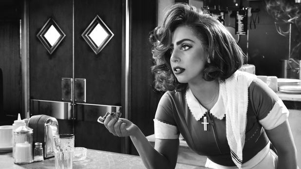 Lady Gaga in Sin City 2: A Dame to Kill For