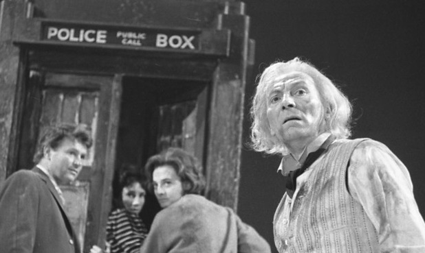 Doctor Who, 'An Unearthly Child'