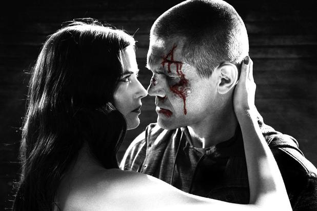 Eva Green, Josh Brolin in Sin City 2: A Dame to Kill For