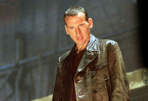 Christopher Eccleston in Doctor Who, 'Rose'