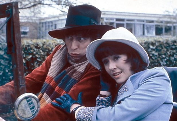 Tom Baker in Doctor Who