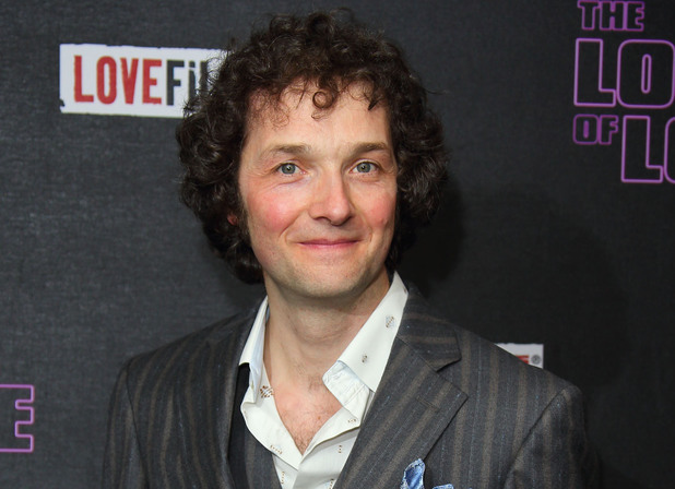 Chris Addison attends 'The Look Of Love' UK premiere at Curzon Soho