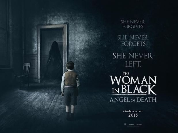'The Woman In Black: Angel of Death' poster