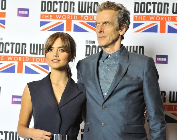 The Doctor Who World Tour lands in Mexico