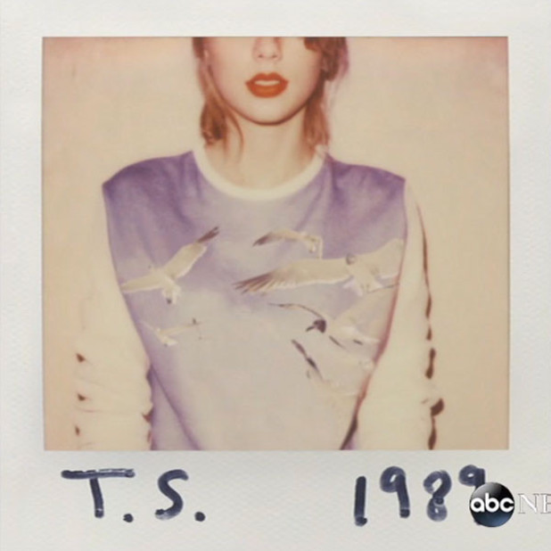 Taylor Swift announces new album 1989