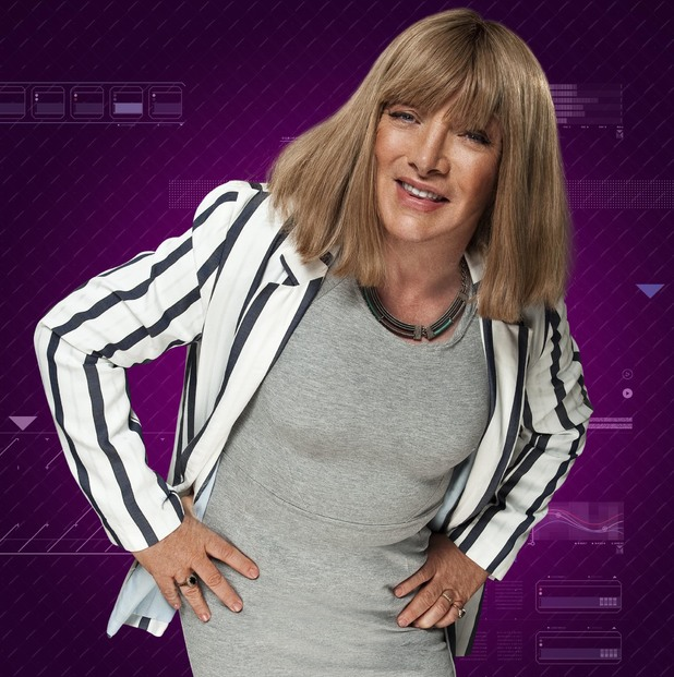 Kellie Maloney on Celebrity Big Brother