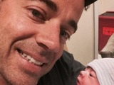 Carson Daly and daughter