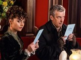 Peter Capaldi, Jenna Coleman in 'Doctor Who'