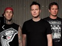 Blink-182 press shot.