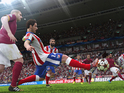 The debut PES 2015 patch includes 80 player face updates.