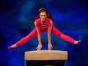 Take a look as BBC One's gymnastics competition entered week three.