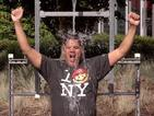 Nintendo's Reggie Fils-Aime takes the Ice Bucket Challenge