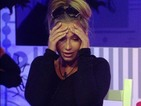 Celebrity Big Brother: Lauren gets a warning - for peeing in the pool