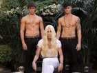 Is this the campest Ice Bucket Challenge yet? Donatella Versace has a go