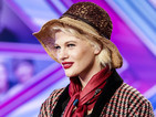 Chloe Jasmine is happy to be herself after her failed 2006 X Factor audition.