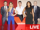The X Factor is back, but what's happening? Launch show live blog