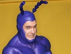 Patrick Warburton returning to The Tick