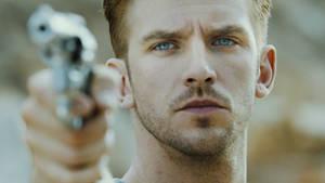 Downton Abbey's Dan Stevens turns badass for thriller The Guest.