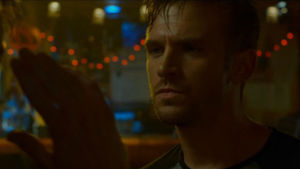 Dan Stevens gets into a bar fight in The Guest clip