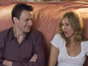 Cameron Diaz and Jason Segel rub each other the wrong way in this comedy misfire.