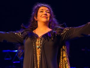 Kate Bush: Before The Dawn live at The Eventim Apollo, Hammersmith