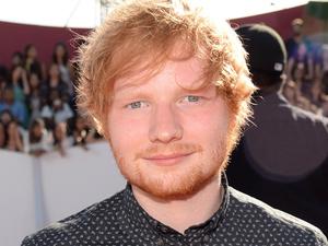 Ed Sheeran at the MTV Video Music Awards 2014