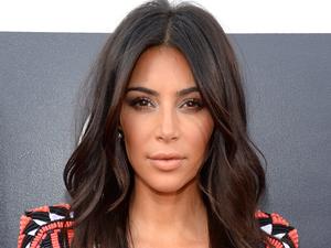 Kim Kardashian at the MTV Video Music Awards 2014