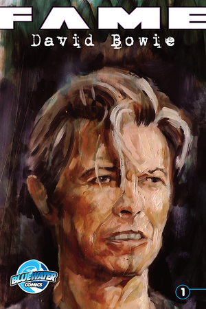 Fame: David - comic book biography of music icon David Bowie