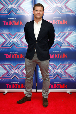 LONDON, ENGLAND - AUGUST 27: Dermot O'Leary attends the press launch for the new series of 'The X Factor' at Ham Yard Hotel on August 27, 2014 in London, England. (Photo by Tim P. Whitby/Getty Images)