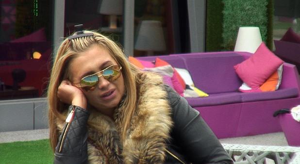 Celebrity Big Brother Day 7: Lauren