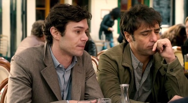 Adam Brody in Amazon's 'The Cosmopolitans'