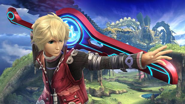Shulk joins the Super Smash Bros roster