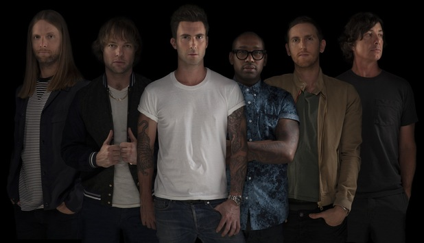 Maroon 5 press shot 2014.