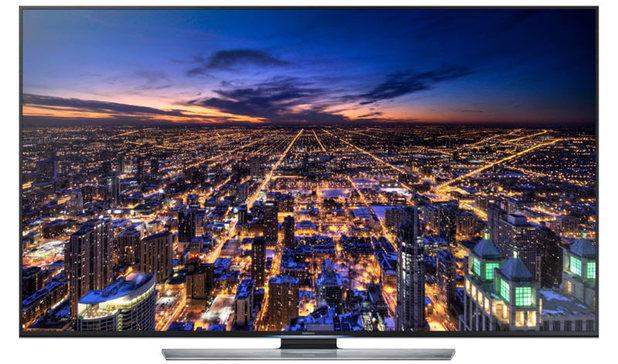 Samsung UE55HU7500 television