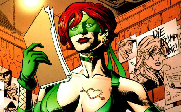 DC Comics character Cupid