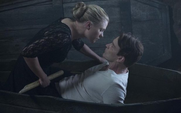 Anna Paquin & Stephen Moyer in True Blood finale: 'Thank You'