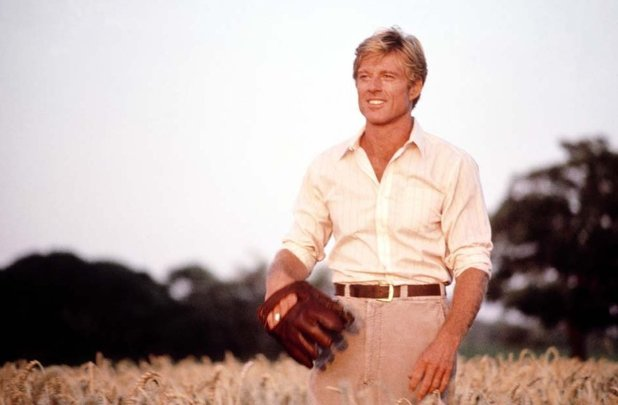 Robert Redford in The Natural (1984)