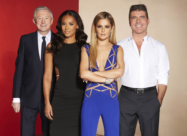 The X Factor: Judges