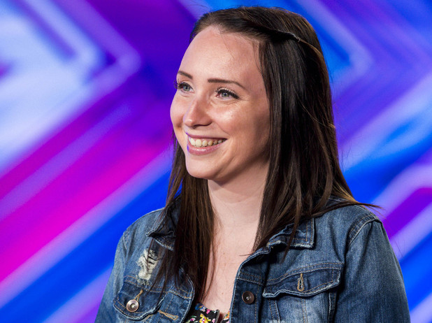 X Factor Auditions Week 1 Episode 1: Amy Connelly