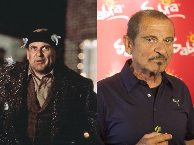 The cast of Home Alone then and now: Joe Pesci