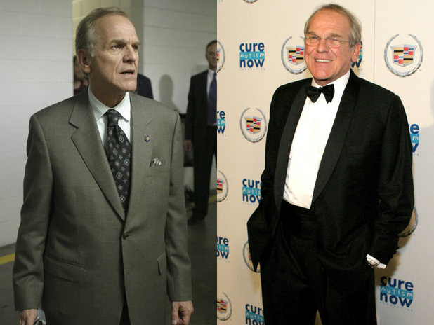 The West Wing stars - then and now: John Spencer