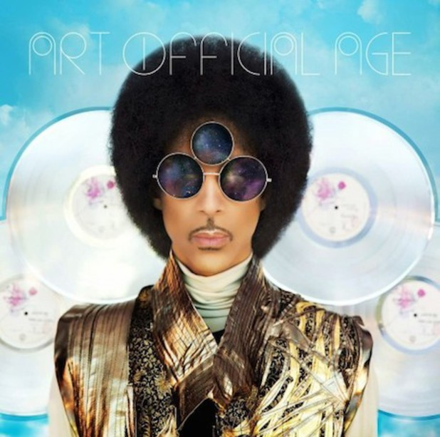 Prince solo album 'Art Official Age'