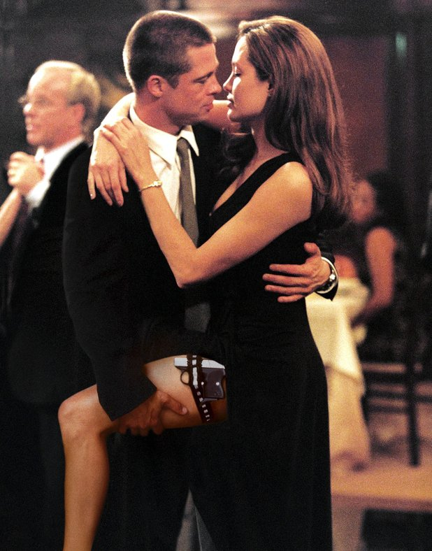 VARIOUSMR. AND MRS. SMITH, Brad Pitt, Angelina Jolie, 2005 2005